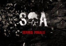 Sons of Anarchy Finale Opening / Mercedes